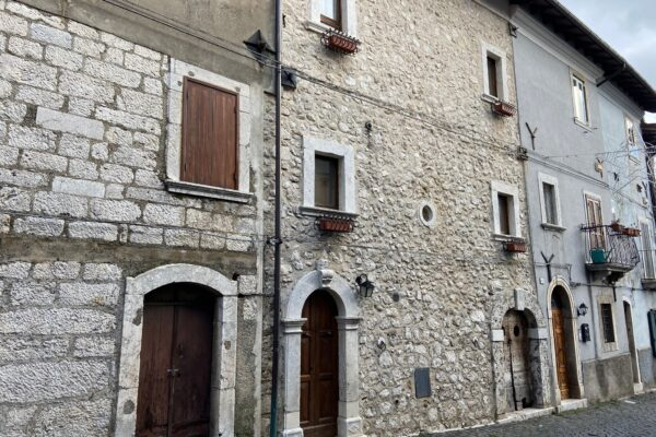 Via Portico Romano